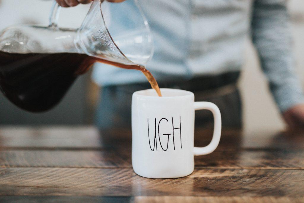 I am really not a morning person