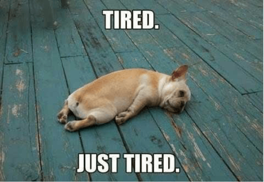 When you're depressed, things like plans and goals can be so overwhelming (yep, all of that adult stuff)! When I'm down in the dumps, sometimes the mere thought of tomorrow can be exhausting, and then the anxiety kicks in...