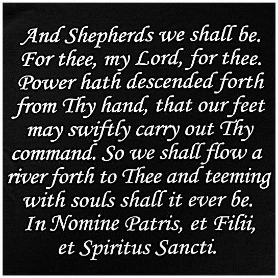 boondock saints prayer