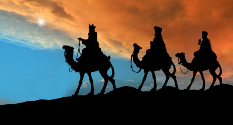 how long did the wise men's journey take